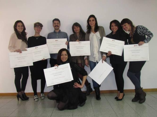 alumnos master moda IED 2013