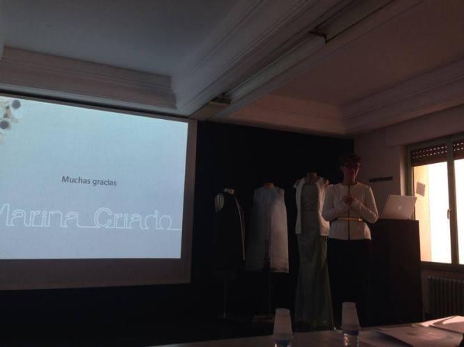 proyecto final Marina Criado IED Master moda 2013