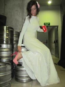Marina Criado Laura Diez Cantabria2014 Backstage
