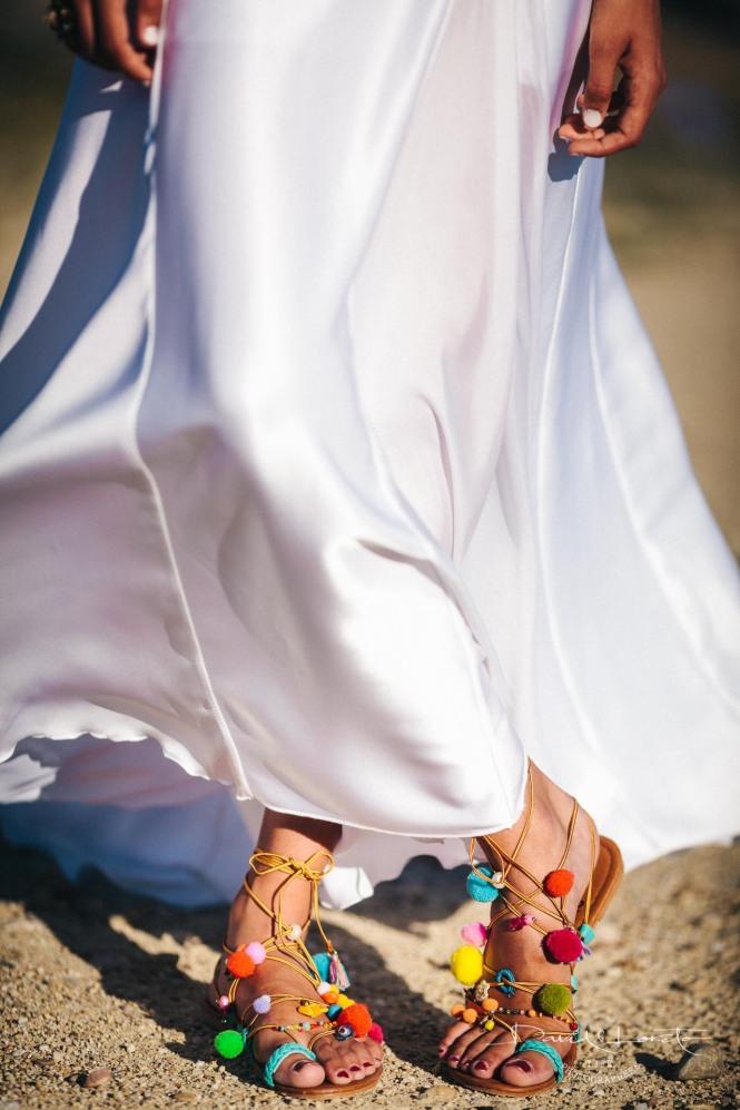 24 Marina Criado traje de Novia