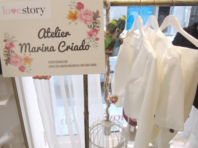 chaquetas Marina Criado
