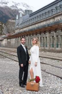 Vestido de novia Marina Criado
