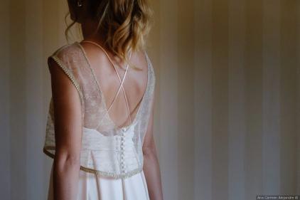 traje de novia Marina Criado Sara B t30_976978